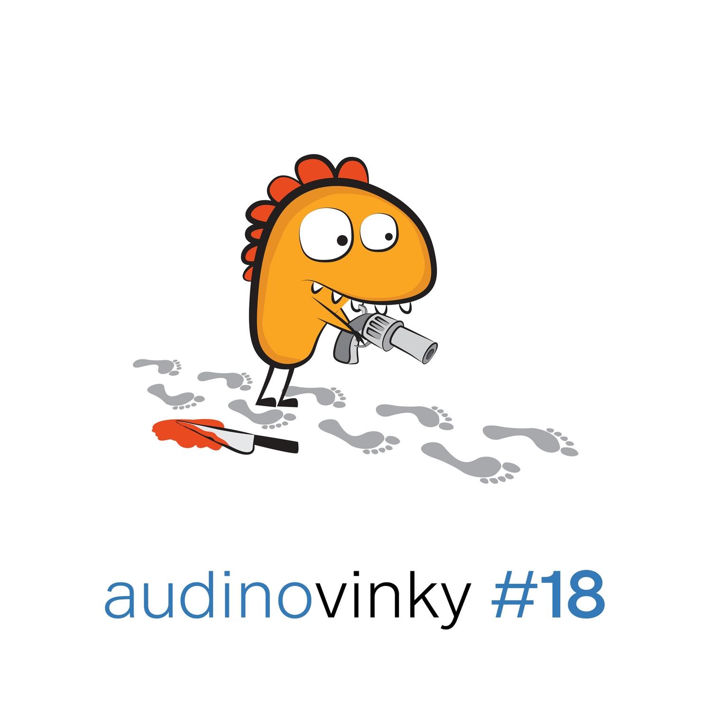 Audinovinky 18 - Detektivní speciál