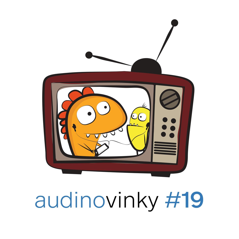 Audinovinky 19 - V televizi a posilovně