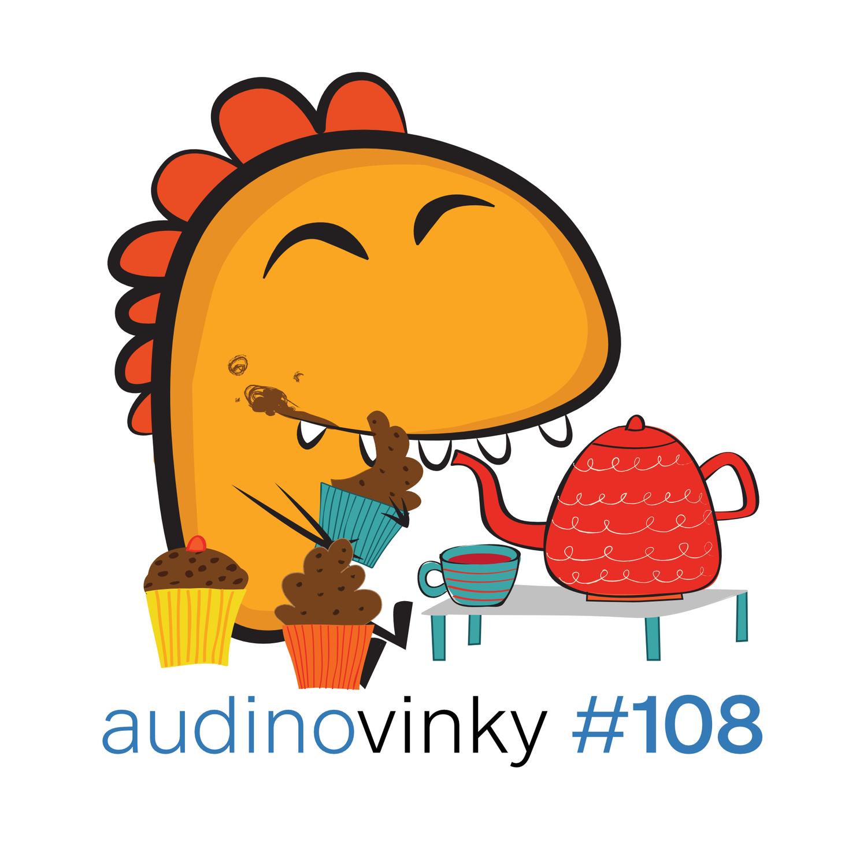Audinovinky #108 - Pravidla měnící životy, kouzelné muffiny a český James Bond