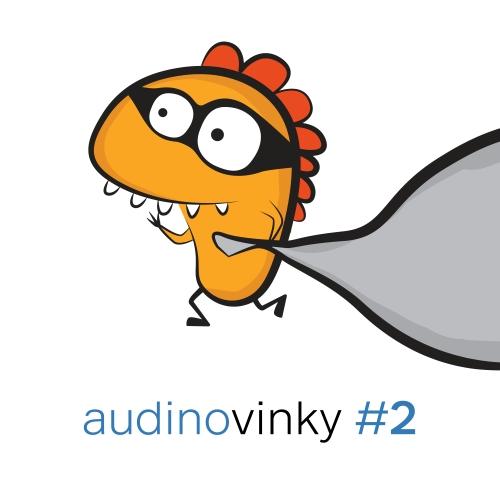 Audinovinky #2 - Kraď a medituj