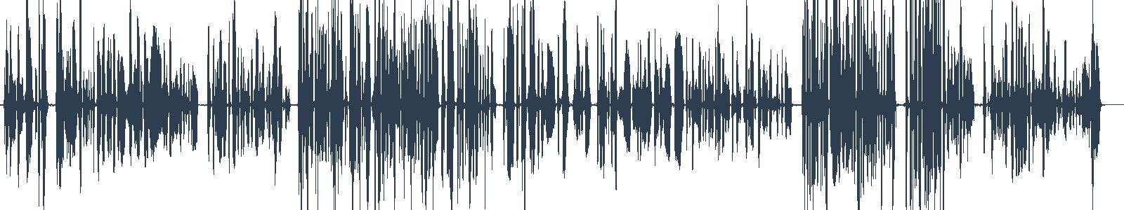 Audizáznamník waveform
