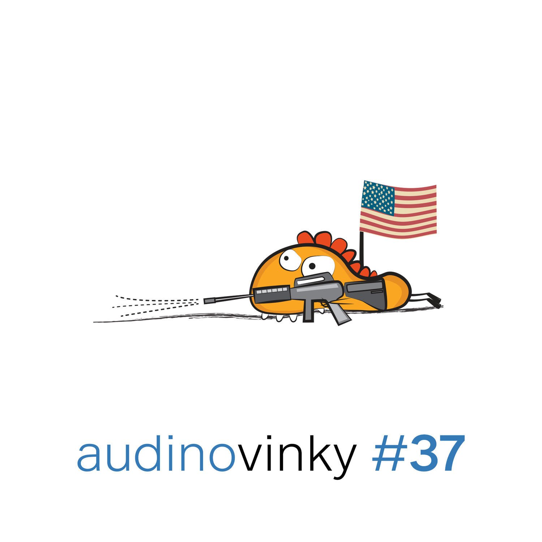 Audinovinky 37 - Jedna novinka za druhou
