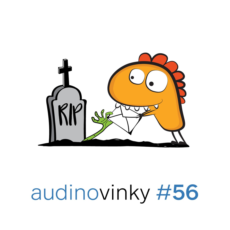 Audinovinky 56 - Balení žen ze záhrobí