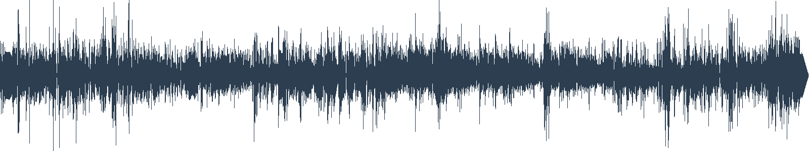 Speciál - Co posloucháme #31 waveform