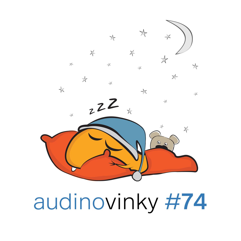 #74 plný audioknih pro všechny, ÚPLNĚ VŠECHNY