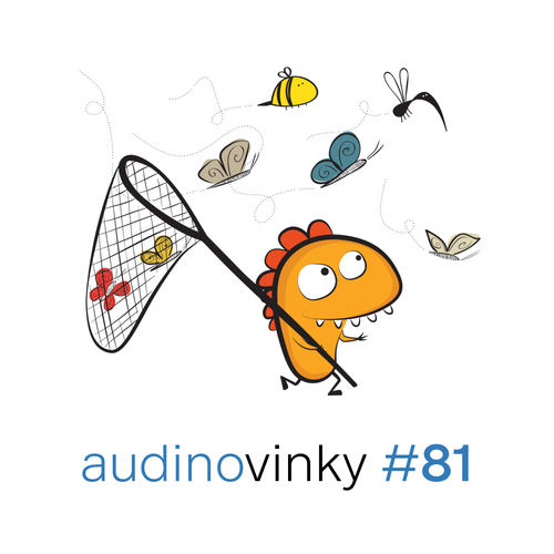 #81 S návratem detektivek, islandskými jmény, entomology i radami k investicím