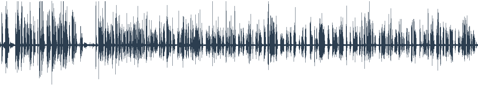 Sv. Ondreja waveform