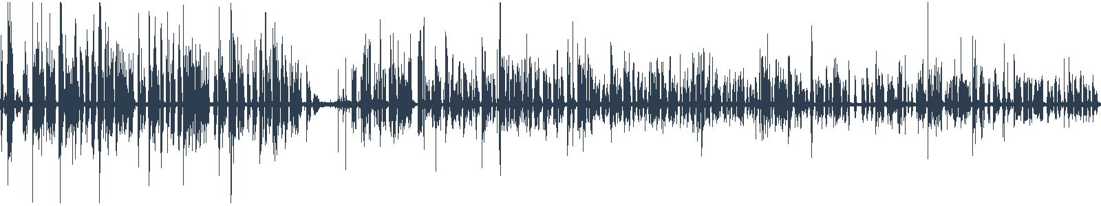 Popolcová streda waveform