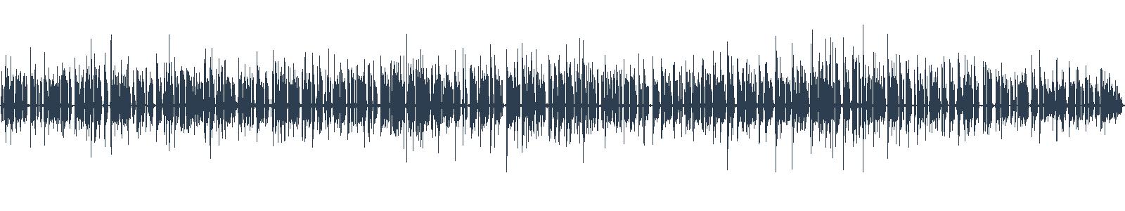 Sv. Klementa Hofbauera waveform