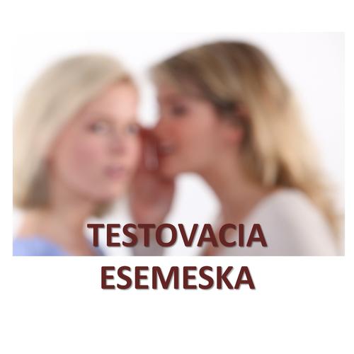 Testovacia SMSka