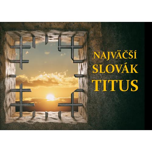Najväčší Slovák Titus