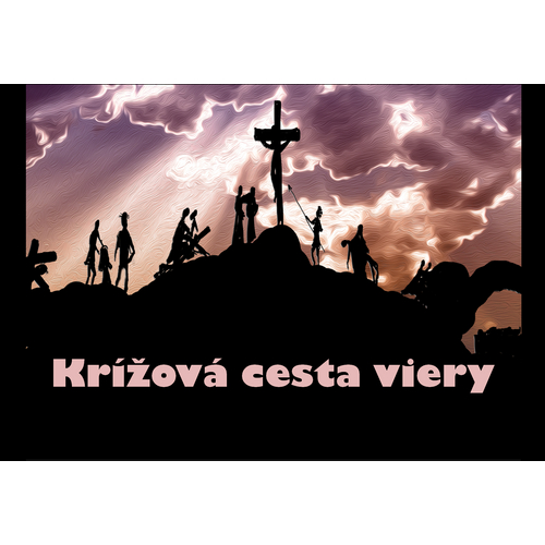 Krížová cesta viery