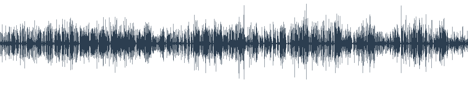 Reparát po Golgote waveform