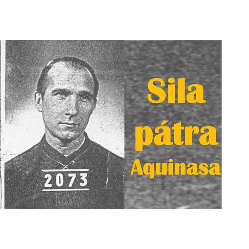 Sila pátra Aquinasa