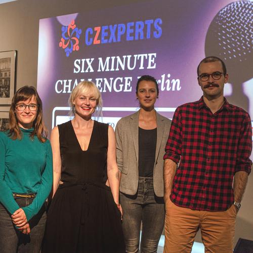 2. Czexperts Six Minute Challenge Berlin