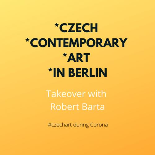 3x3 Czech Contemporary Art in Berlin mit ROBERT BARTA