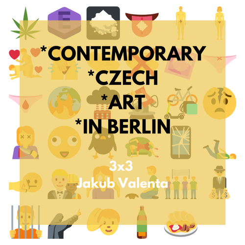 3x3 Contemporary Czech Art in Berlin with Jakub Valenta