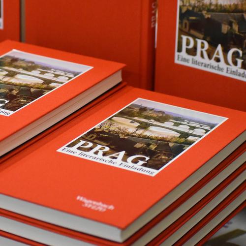 Prag – Eine literarische Einladung