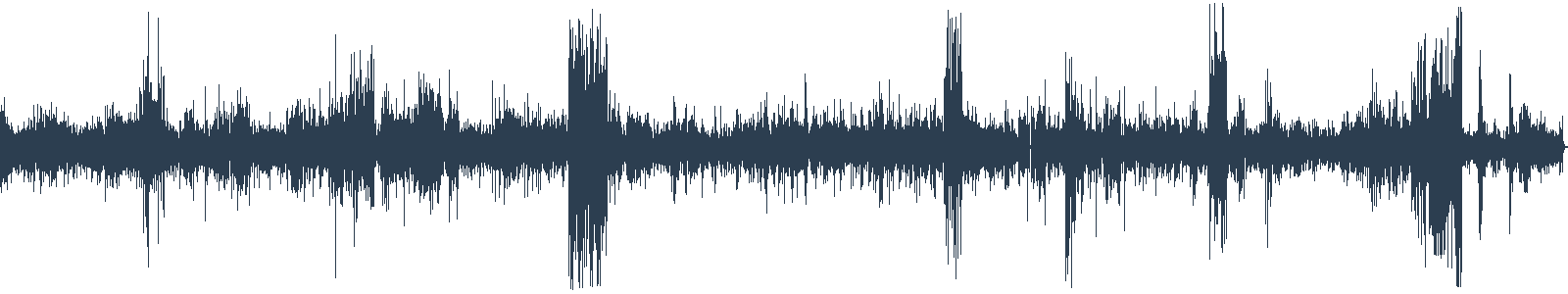 #9b Audio Agathy Christie, 2. část waveform