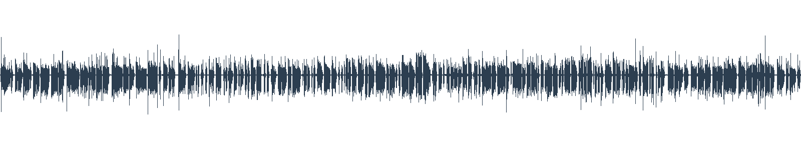 V panoramatickom kine waveform