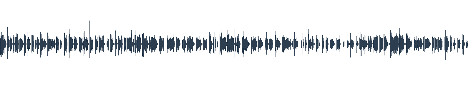Čepiec waveform