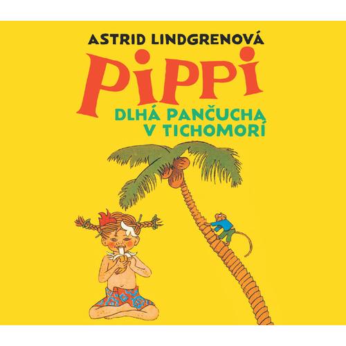 Audiokniha Pippi Dlhá pančucha v Tichomorí