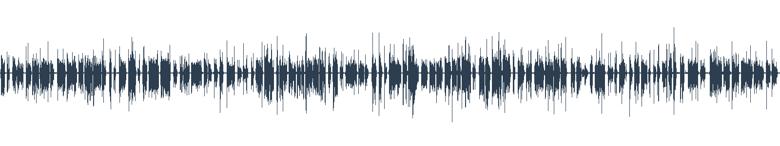 Vlk a dýka waveform