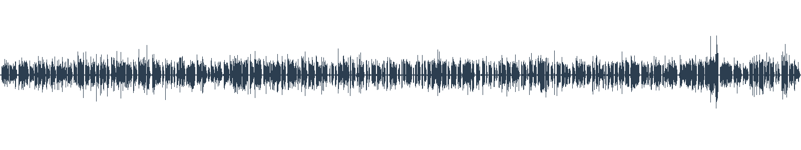 Peter Pan waveform