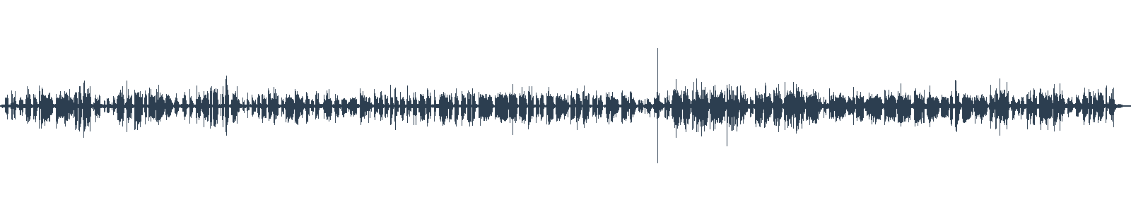 Vlak o 6.41 waveform