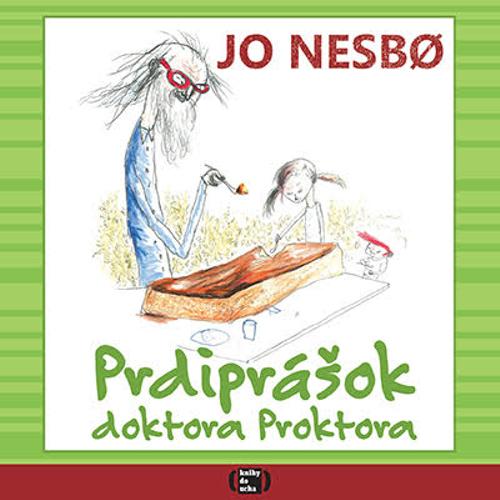 Audiokniha - Prdiprášok doktora Proktora