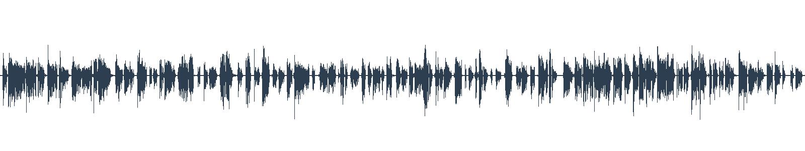 Hlava XXII waveform