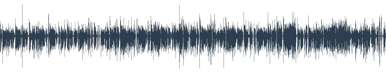 Niečo sa stalo waveform