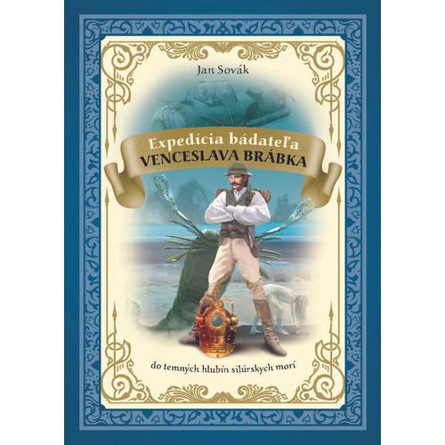 Expedícia bádateľa Venceslava Brábka do temných hlbín silúrskych morí