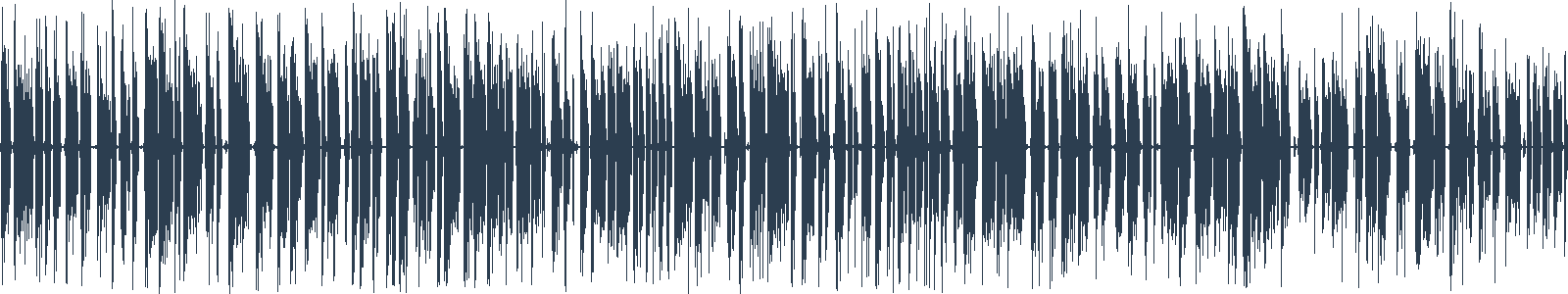 Konvália waveform