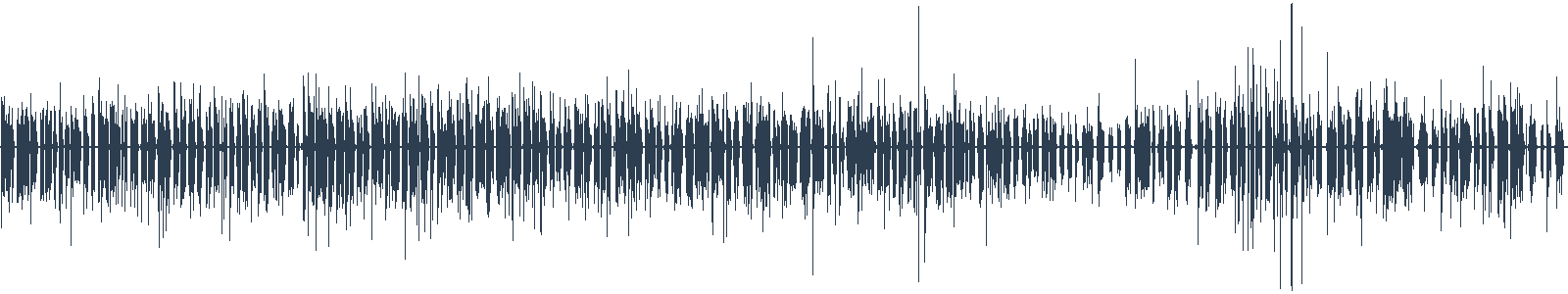 Edo Hnedo waveform