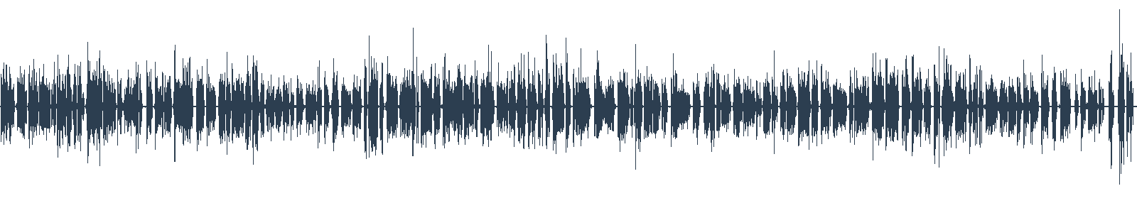 Santasaurus waveform