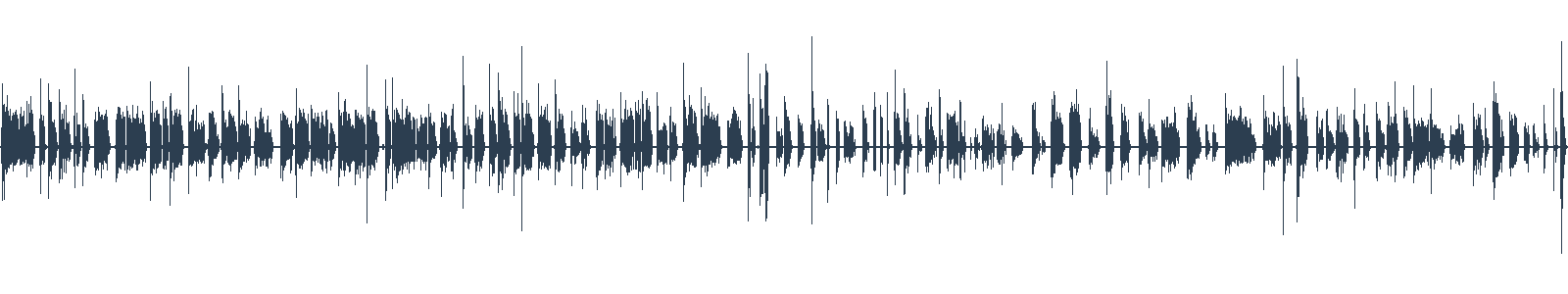 Krutý princ waveform