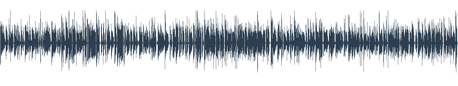 Rivers of Babylon waveform