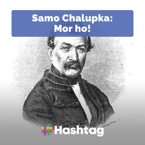 #citatelskydennik: Samo Chalupka - Mor ho!