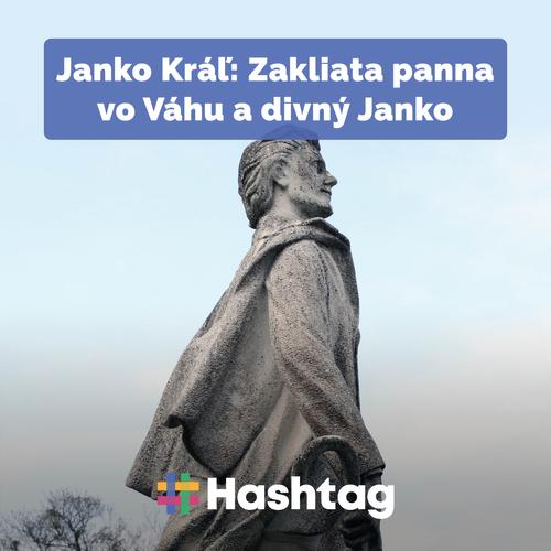 #citatelskydennik: Janko Kráľ - Zakliata panna vo Váhu a divný Janko