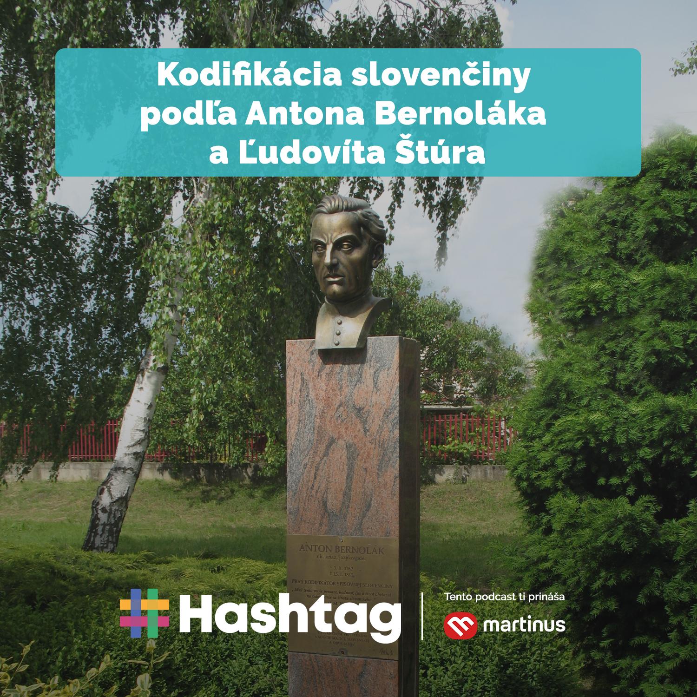 #8 Kodifikácia slovenčiny podľa Bernoláka a Štúra (Maturita s Hashtagom)
