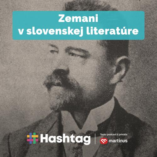 #12 Problematika zemanov v slovenskej literatúre (Maturita s Hashtagom)