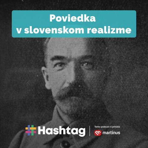 #14 Poviedka v slovenskej realistickej literatúre (Maturita s Hashtagom)