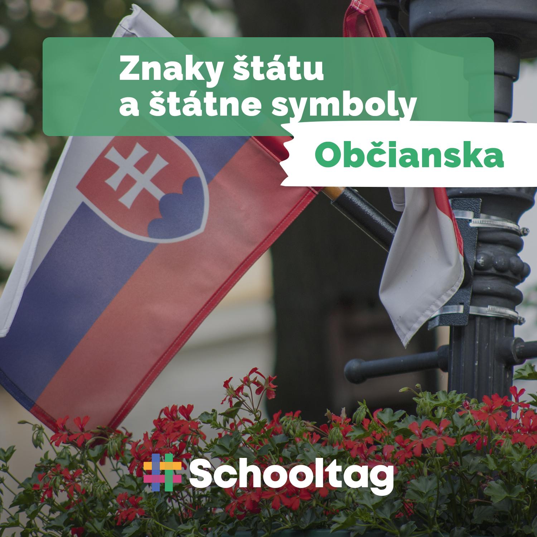 #Politológia: Znaky štátu a štátne symboly (občianska náuka)