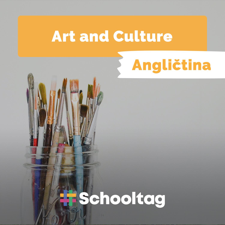 #Angličtina: Art and Culture
