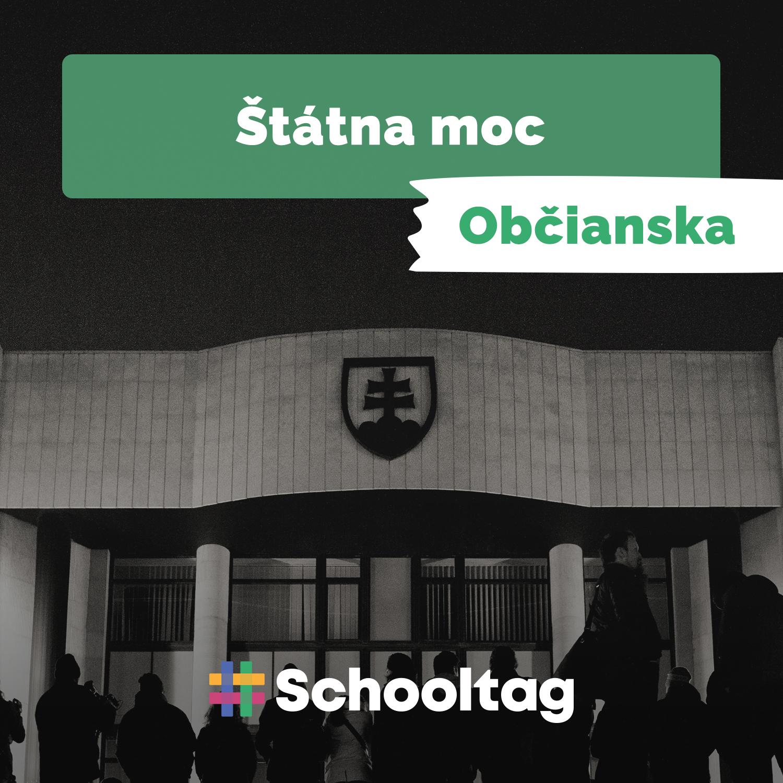 #Politológia: Štátna moc (občianska náuka)