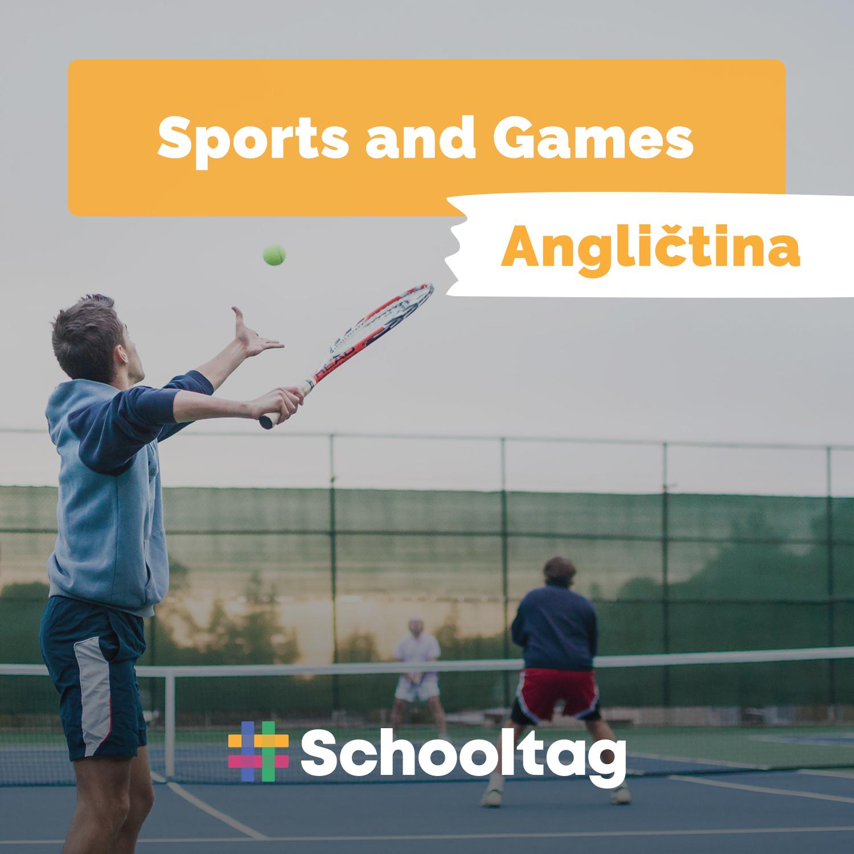 #Angličtina: Sports and Games