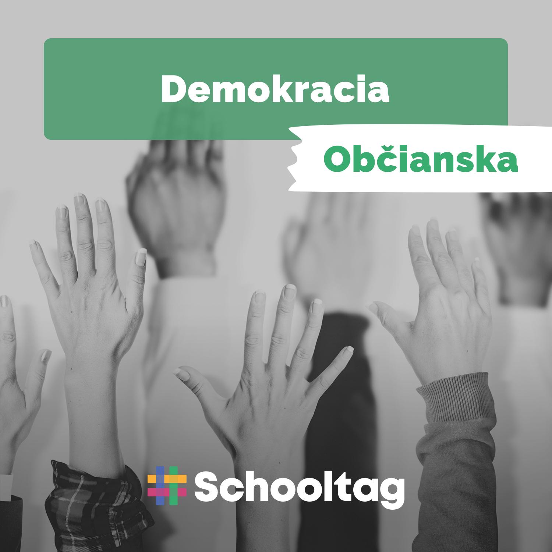 #Politológia: Demokracia (občianska náuka)