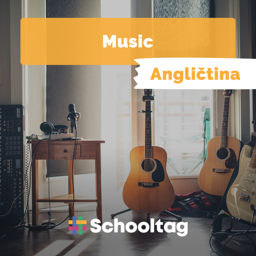 #Angličtina: Music