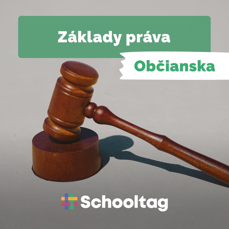 #Právo: Základy práva (občianska náuka)